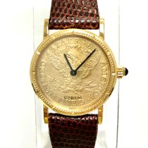 Corum Coin Watch Yellow gold Gold United States of America, New York, New York
