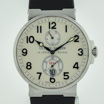 Ulysse Nardin Marine Chronometer 41mm 263-66 2008 подержанные