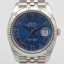 Rolex 126334 White gold 2020 Datejust 41mm new