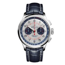 Breitling Steel 42mm AB0118A71G1P1 new United States of America, Iowa, Des Moines