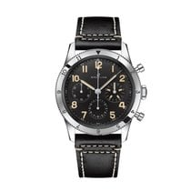 Breitling Aviator 8 Steel 41mm Black Arabic numerals United States of America, Iowa, Des Moines