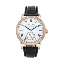 A. Lange & Söhne Richard Lange Rose gold 40.5mm White Roman numerals United States of America, Pennsylvania, Bala Cynwyd