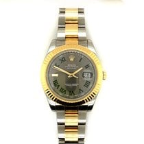 Rolex Datejust II 116333 Very good Gold/Steel Automatic Canada, London