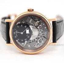 Breguet Tradition Rose gold 40mm Black Roman numerals United States of America, Florida, Aventura