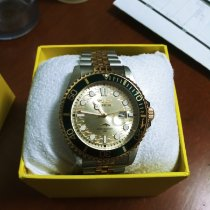 Invicta Gold/Steel Quartz 30617 pre-owned United States of America, Illinois, Pekin