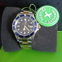 Rolex Submariner Date 16613 Very good Gold/Steel 40mm Automatic Canada, Strathmore