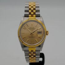 Rolex Datejust Gold/Steel 36mm Gold United States of America, California, Santa Monica