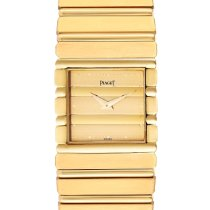 Piaget Yellow gold Quartz Champagne 25mm pre-owned Polo