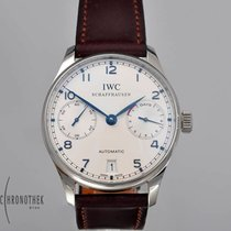 IWC Steel 42mm Automatic IW5001 pre-owned