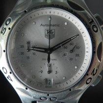 TAG Heuer Kirium Stahl 40mm Silber Deutschland, Dillingen