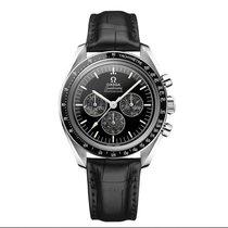 Omega Platine Remontage manuel Noir 42mm nouveau Speedmaster Professional Moonwatch