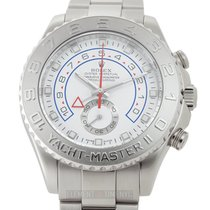 Rolex Yacht-Master II 116689 Very good White gold 44mm Automatic United States of America, New York, New York