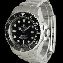 Rolex Sea-Dweller Deepsea Ocel 44mm Černá