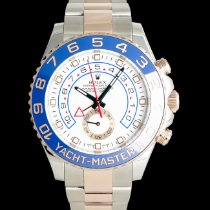 Rolex Yacht-Master II 116681 Very good Gold/Steel 44mm Automatic