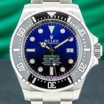 Rolex Sea-Dweller Deepsea 44mm Blu Arabo