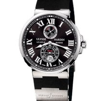 Ulysse Nardin Marine Chronometer 43mm 43mm Чёрный Россия, Moscow