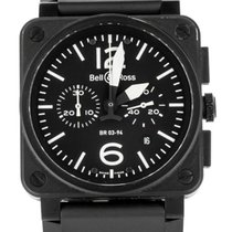 Bell & Ross BR 03-94 Chronographe Steel 42mm Black United States of America, Illinois, BUFFALO GROVE