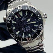 Omega Seamaster Diver 300 M Acier 36mm Noir