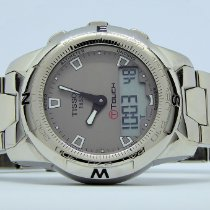 Tissot 42mm Quartz T-Touch II pre-owned