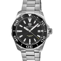 TAG Heuer Aquaracer 300M Steel 40.5mm Black United States of America, New York, Brooklyn