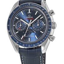 Omega Speedmaster Professional Moonwatch Moonphase Acero 44.2mm Sin cifras