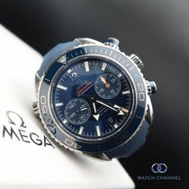 Omega Seamaster Planet Ocean Chronograph 215.33.46.51.03.001 2009 occasion