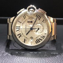 Cartier Ballon Bleu 44mm W6920002 pre-owned