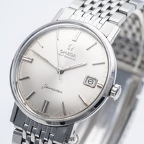 Omega 14770 Steel 1961 Seamaster 34mm pre-owned