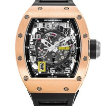 Richard Mille RM030 RM30 Rose gold RM 030 43mm pre-owned