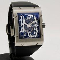 Richard Mille RM 016 Titanio 37mm Transparente Arábigos