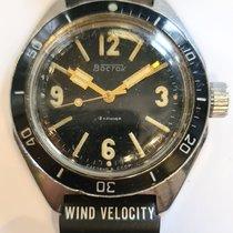 Vostok Acero 40mm Cuerda manual usados