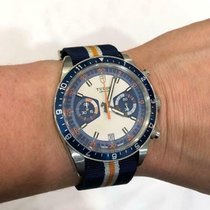 Tudor Heritage Chrono Blue Acier 42mm
