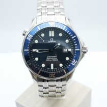 Omega Seamaster Diver 300 M 25418000 2002 pre-owned