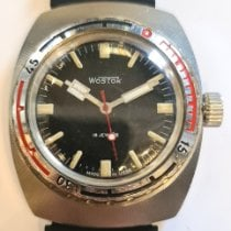 Vostok pre-owned Manual winding 39mm Black