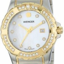 Wenger Steel 32mm Quartz 01.0703.376 new United States of America, New Jersey, Somerset