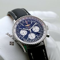 Breitling Navitimer 01 occasion 43mm Chronographe Date Cuir