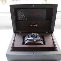 Tudor Black Bay Acier 41mm Noir Sans chiffres