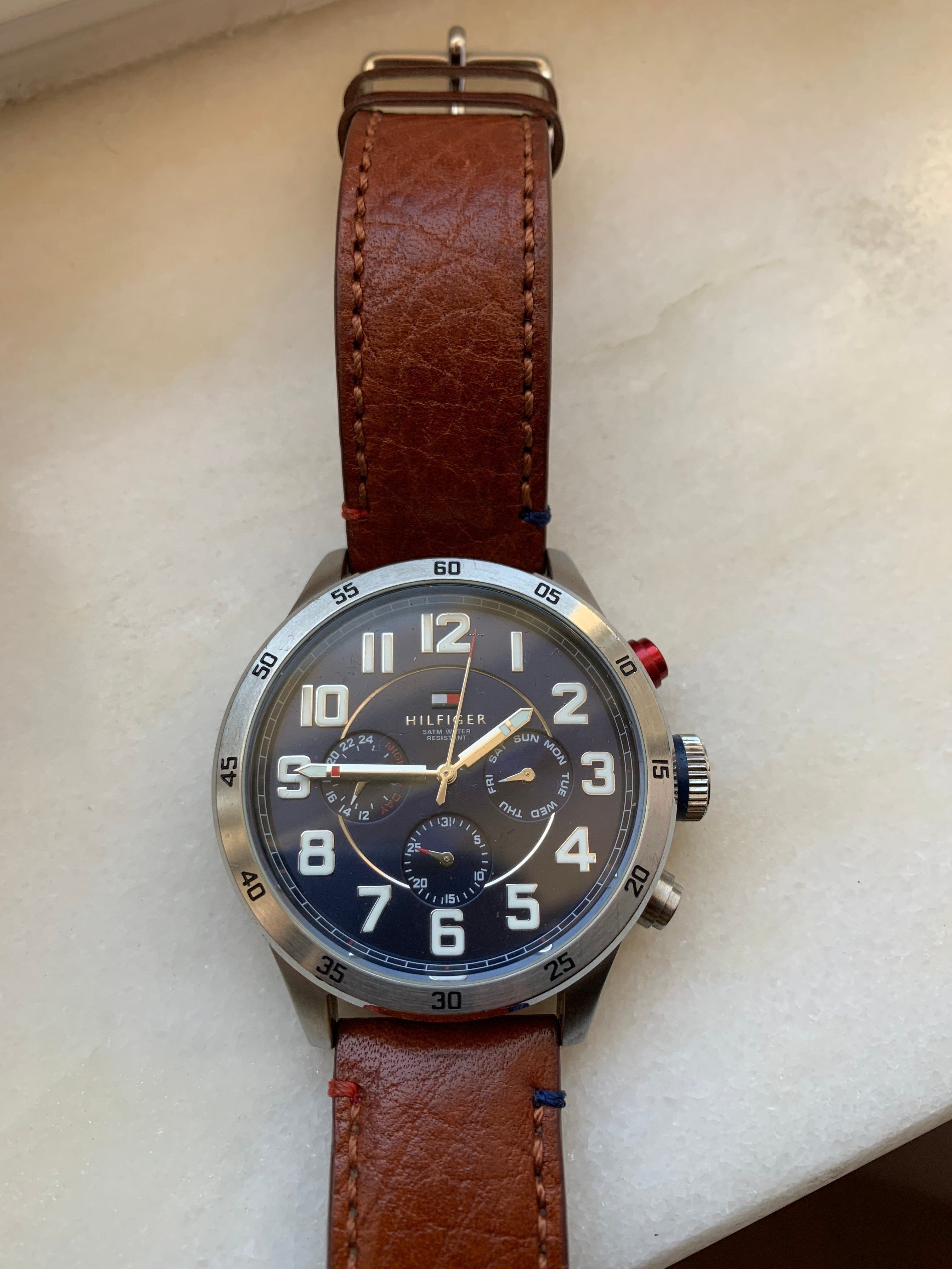 Gángster Oficiales Cósmico  Tommy Hilfiger Trent for $120 for sale from a Private Seller on Chrono24