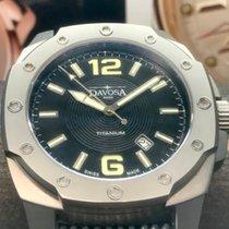 Davosa 46mm Automatic Titanium pre-owned