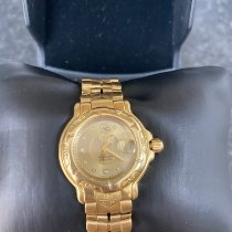 TAG Heuer 6000 Yellow gold Gold