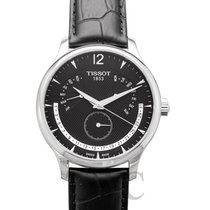 Tissot Tradition Steel Black