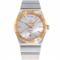 Omega Constellation Day-Date 123.25.38.22.02.001 2010 occasion