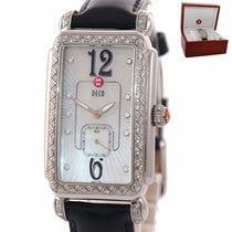 Michele Steel 26mm Quartz Deco pre-owned United States of America, New York, Huntington