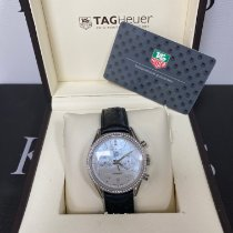 TAG Heuer Carrera Calibre 17 Steel Mother of pearl