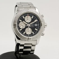 Breitling Colt Chronograph Automatic A13388 Very good Steel 44mm Automatic