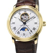 Frederique Constant Classics Moonphase 40mm Bianco