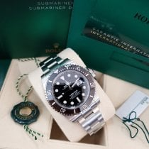 Rolex Submariner Date Steel 40mm Black No numerals United States of America, New Jersey, Totowa