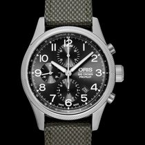 Oris Big Crown ProPilot Chronograph Steel Grey United States of America, California, Burlingame