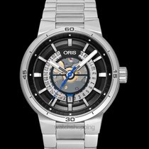 Oris TT1 Steel Transparent United States of America, California, Burlingame
