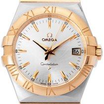 Omega Constellation Quartz 123.20.35.60.02.002 2013 pre-owned